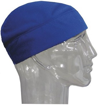TechNiche HyperKewl cooling beanie blue