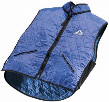 TechNiche HyperKewl deluxe cooling vest blue