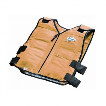 TechNiche TechKewl phase change cooling vest khaki