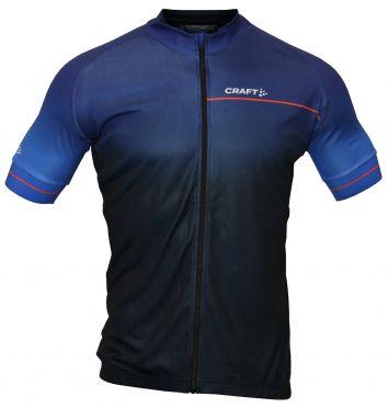 Craft Summer cycling jersey blue men