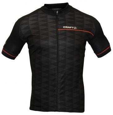 Craft Summer cycling jersey black men
