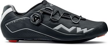 Northwave Flash TH race shoe black men