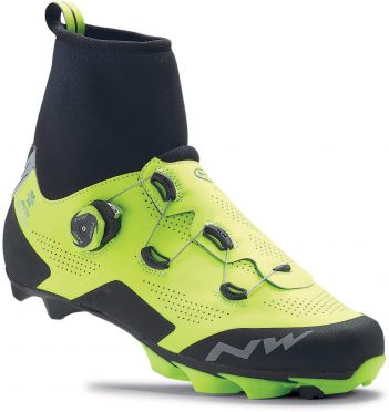 Northwave Raptor Arctic GTX MTB shoe fluo/black men