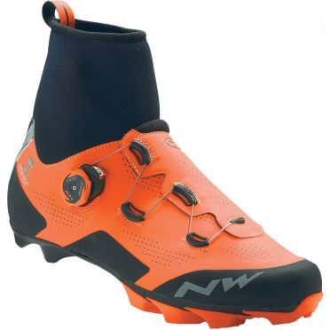 Northwave Raptor Arctic GTX MTB shoe orange men