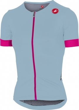 Castelli Free speed W race jersey tri top blue/pink women