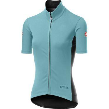 Castelli Perfetto RoS Light SS jersey lightblue women