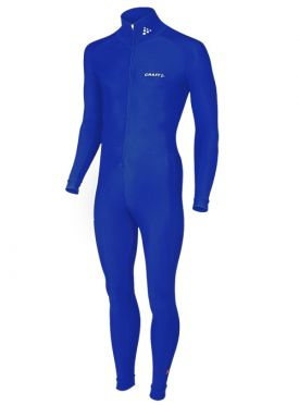 Craft Thermo marathon ice skating suit blue unisex