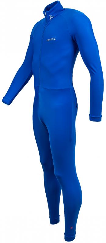 Craft Thermo marathon ice skating suit blue unisex