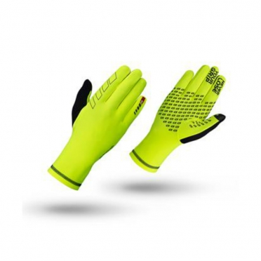 GripGrab Insulator Hi-Vis Cycle Gloves
