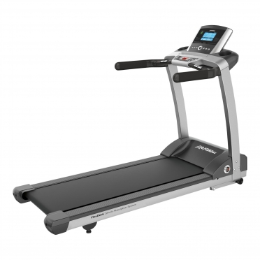 Life Fitness Treadmill T3 Go Console display