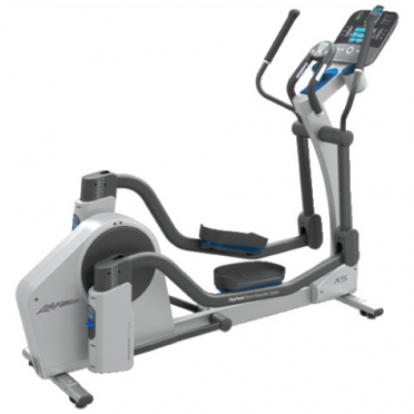 Life Fitness Elliptical crosstrainer X5 Track Console display (DEMO)
