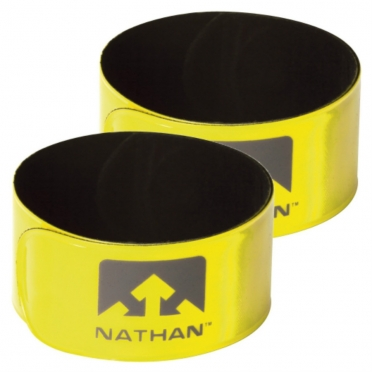 Nathan Reflex snap bands 2 pack