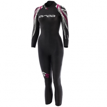 Orca S5 used wetsuit women size L