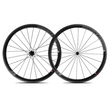 Profile Design 38/Twenty-Four clincher carbon wheelset