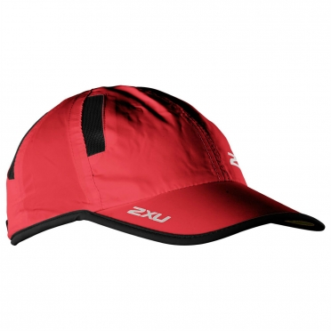 2XU Run Cap Red (UR1188f)