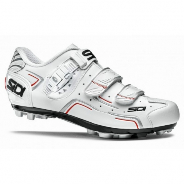 Sidi Buvel mountainbike shoe white women
