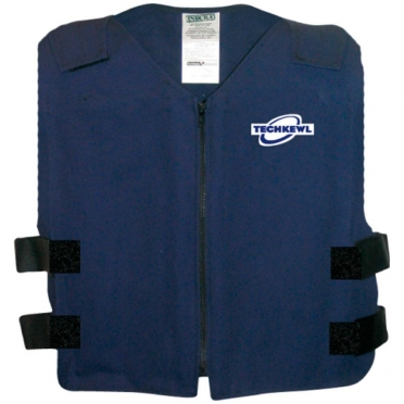 TechNiche TechKewl phase change indura fire resistant cooling vest