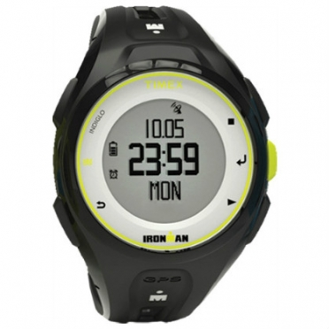 Timex Ironman sports watch Run x20 GPS Anthracite TW5K87300
