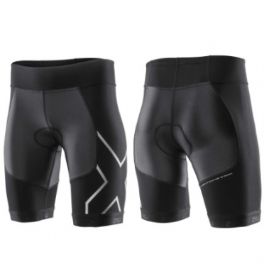 2XU G:2 compressie tri short ladies 2014 WT2703b BLK/BLK