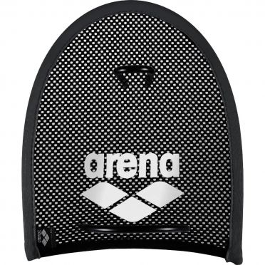 Arena Flex hand paddles black