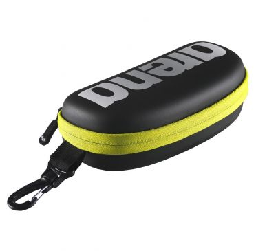Arena Goggles case yellow