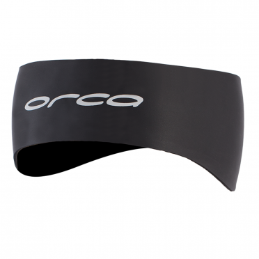 Orca Neoprene headband black