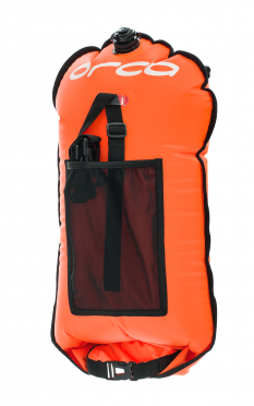 Orca Swimrun Safety bag bouy