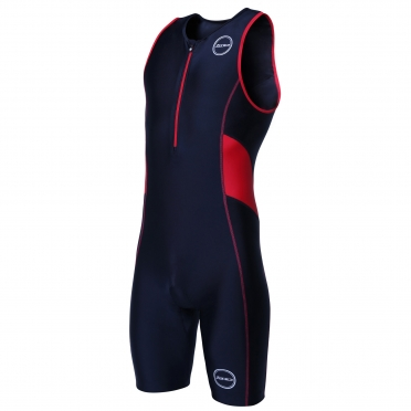 Zone3 Activate tri suit black/red men