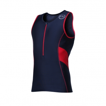 Zone3 Activate tri top black/red men