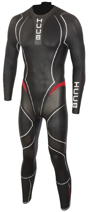 Huub Aegis III 3:5 wetsuit black men
