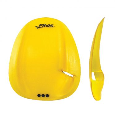 Finis Agility hand paddles yellow