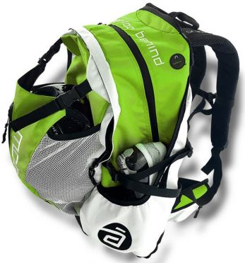 Cádomotus Airflow racing bag green/white