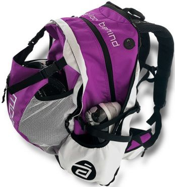 Cádomotus Airflow racing bag Fuchsia/white