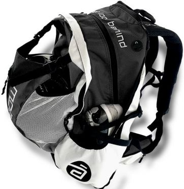 Cádomotus Airflow racing bag black/white