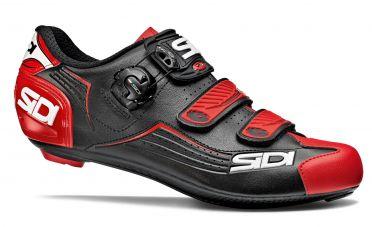 Sidi Alba road shoe black/red men