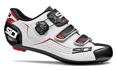 Sidi Alba road shoe white/black/red men