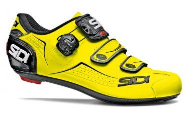Sidi Alba road shoe yellow/black men