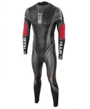 Huub Albacore 3:5 wetsuit black men
