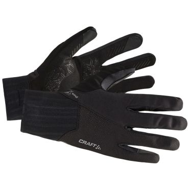 Craft All weather cycling glove black