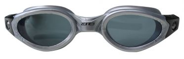 Zone3 Apollo tinted lens goggles silver/black