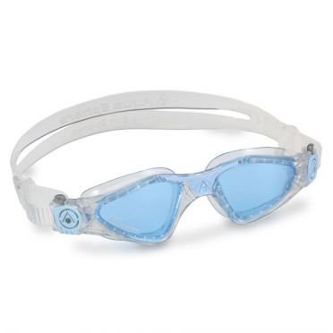 Aqua Sphere Kayenne Small blue lens swimming goggles Blue