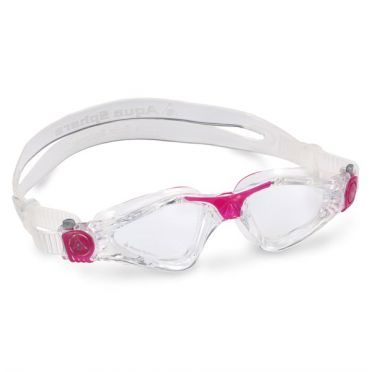 Aqua Sphere Kayenne Small transparent lens swimming goggles Pink