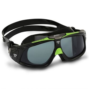Aqua Sphere Seal 2.0 Smoke lens goggles black/green