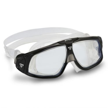 Aqua Sphere Seal 2.0 Clear Lens goggles Black/Gray
