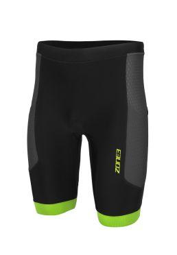 Zone3 Aquaflo plus tri shorts black men