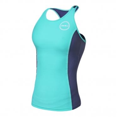 Zone3 Aquaflo Y-back top Mint green women