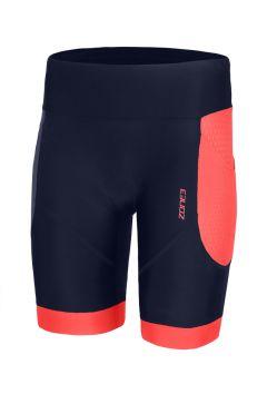 Zone3 Aquaflo plus tri shorts blue/pink women
