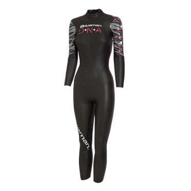 Aquaman DNA Fullsleeve wetsuit women