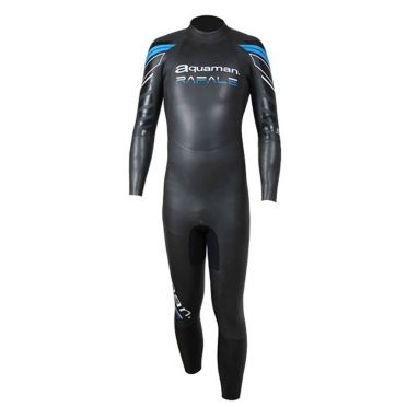 Aquaman Rafale fullsleeve wetsuit black/blue men