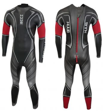 Huub Archimedes III 4:4 wetsuit black men